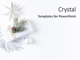White Powerpoint Templates W White Themed Backgrounds