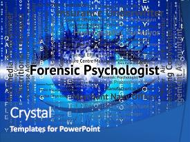 50 forensic psychology powerpoint templates w forensic psychology amazing theme having forensic psychologist showing position clinician backdrop and a teal colored foreground toneelgroepblik Images