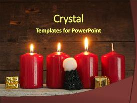advent background powerpoint