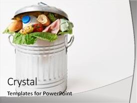 5000 Food Waste Powerpoint Templates W Food Waste Themed Backgrounds