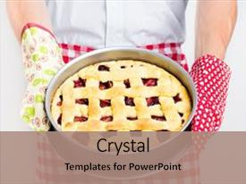 5000 pie powerpoint templates w pie themed backgrounds slide set with freshly baked fresh fruit background and a coral colored foreground toneelgroepblik Choice Image