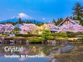 Powerpoint templates japanese theme images powerpoint template and 5000 japan powerpoint templates w japan themed backgrounds ppt theme consisting of mt fuji and temple toneelgroepblik Images