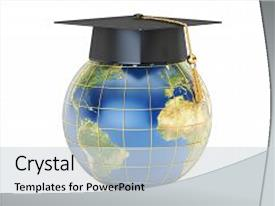 5000 global education powerpoint templates w global education beautiful presentation featuring global education concept 3d rendering backdrop and a light gray colored foreground toneelgroepblik Choice Image