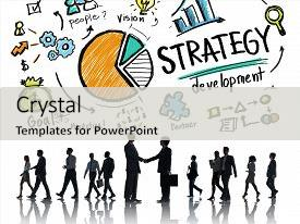 Beautiful PPT theme featuring goal marketing vision planning business backdrop and a light gray colored foreground.