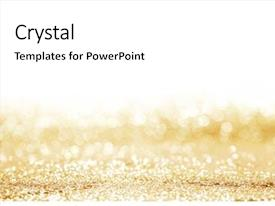 White Gold Powerpoint Templates W White Gold Themed Backgrounds