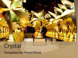 1000 film awards powerpoint templates w film awards themed backgrounds cool new ppt theme with golden trophys awards backdrop and a coral colored foreground toneelgroepblik Gallery