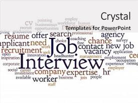 50 job interview free powerpoint templates w job interview free cool new slide set with graduate seeking employment job interview backdrop and a white colored toneelgroepblik Images