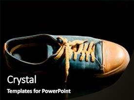 Nike Sneaker PowerPoint Templates W Nike Sneaker Themed Backgrounds