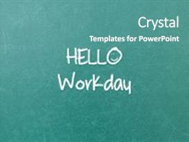 1000 Workday Powerpoint Templates W Workday Themed Backgrounds