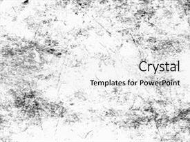 PPT theme with black - grunge texture background abstract dark background and a white colored foreground.