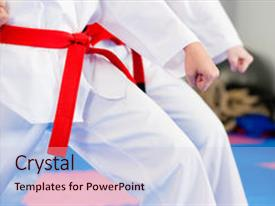 5000 martial arts powerpoint templates w martial arts themed colorful ppt layouts enhanced with gym in martial arts backdrop and a lemonade colored foreground toneelgroepblik Gallery