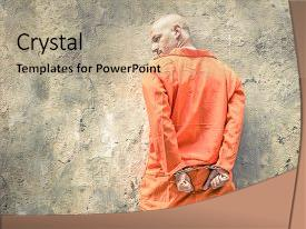 500 death penalty powerpoint templates w death penalty themed colorful ppt theme enhanced with handcuffed prisoner waiting for death backdrop and a coral colored foreground toneelgroepblik Images
