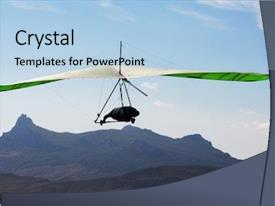 50+ Delta Wing PowerPoint Templates w/ Delta Wing-Themed