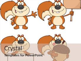 50 tongue and nose cartoon powerpoint templates w tongue and nose