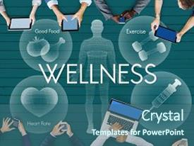 Top Digital Health Powerpoint Templates Backgrounds Slides
