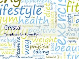 5000 healthy lifestyle powerpoint templates w healthy lifestyle cool new slide deck with healthy lifestyle through fitness backdrop and a sky blue colored foreground toneelgroepblik Image collections