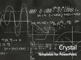 5000 physics powerpoint templates w physics themed backgrounds ppt theme featuring high science 3d rendering of some theory drawn on a toneelgroepblik Gallery