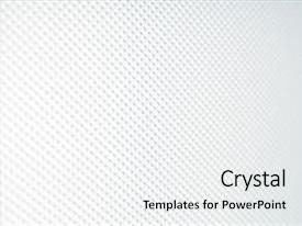 Cool new PPT theme with high-tech textured abstract space backdrop and a white colored foreground.