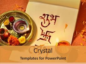 Pooja Powerpoint Templates W Pooja Themed Backgrounds