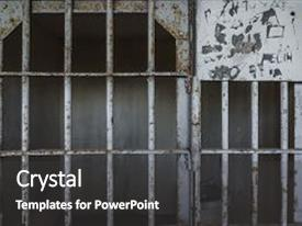 5000 Prison Powerpoint Templates W Prison Themed Backgrounds