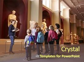 Top Museum PowerPoint Templates, Backgrounds, Slides and PPT Themes