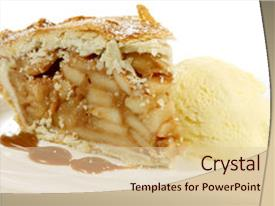 5000 apple pie powerpoint templates w apple pie themed backgrounds amazing ppt layouts having huge apple pie and icecream backdrop and a lemonade colored foreground toneelgroepblik Image collections