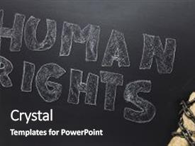 5000 human rights powerpoint templates w human rights themed audience pleasing theme consisting of human rights concept chained man backdrop and a dark gray colored toneelgroepblik Gallery