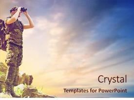 Army Powerpoint Master Template Top Army Powerpoint Master