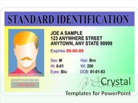 5000 id card powerpoint templates w id card themed backgrounds