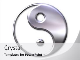 3000 yin yang powerpoint templates w yin yang themed backgrounds ppt theme enhanced with illustration with yin and yang background and a white colored foreground toneelgroepblik Image collections