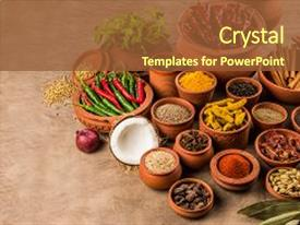 5000 indian powerpoint templates w indian themed backgrounds theme enhanced with indian spices in terracotta pots background and a tawny brown colored foreground toneelgroepblik Image collections