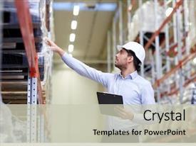 5000+ Logistics PowerPoint Templates w/ Logistics-Themed