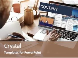 Contemporary World Powerpoint Templates W Contemporary