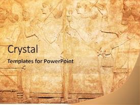 Mesopotamia Powerpoint Templates W Mesopotamia Themed