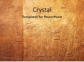 Sumerians Powerpoint Templates W Sumerians Themed Backgrounds