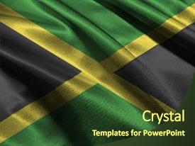 Top jamaica powerpoint templates backgrounds slides and ppt themes ppt theme having jamaica flag 3d illustration symbol background and a tawny brown colored foreground toneelgroepblik Gallery