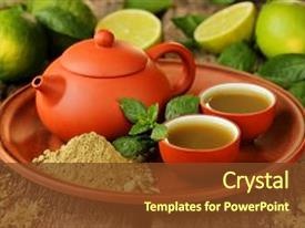 5000 Japanese Green Tea Powerpoint Templates W Japanese Green Tea