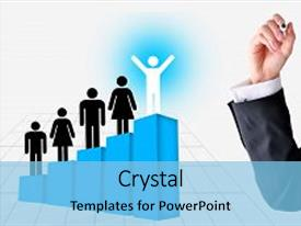 400 human resource department powerpoint templates w human ppt theme enhanced with job description personnel selection process on human background and a light toneelgroepblik Image collections