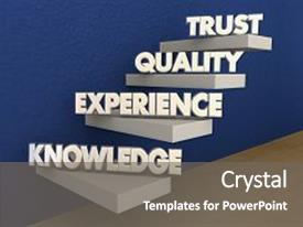 5000 knowledge powerpoint templates w knowledge themed backgrounds amazing slide deck having qualities experience quality trust reputation backdrop and a toneelgroepblik Images