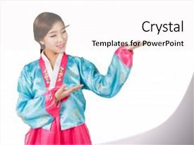 5000 Korean Powerpoint Templates W Korean Themed Backgrounds