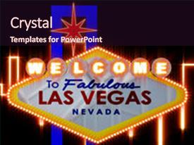 5000 las vegas powerpoint templates w las vegas themed backgrounds audience pleasing ppt theme consisting of las vegas backdrop and a wine colored foreground toneelgroepblik Gallery
