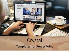 Journal Powerpoint Templates W Journal Themed Backgrounds