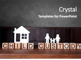Children Custody Powerpoint Templates W Children Custody Themed Backgrounds