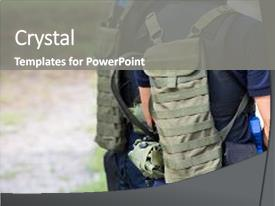 10 military briefing powerpoint templates w military briefing slides having military briefing law enforcement with tactical hydration background and a gray colored foreground toneelgroepblik Gallery