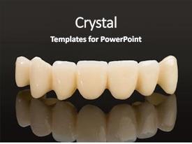 Fixed Prosthodontics Powerpoint Templates W Fixed
