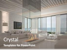 Interior Design Powerpoint Templates W Interior Design Themed Backgrounds
