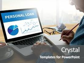 5000+ bank loan powerpoint templates w/ bank loan-themed backgrounds, Bank Loan Presentation Template, Presentation templates