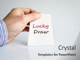Top Lucky Draw Prize Powerpoint Templates Backgrounds Slides And