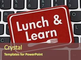 lunch and learn presentation template