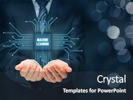 4000 machine learning powerpoint templates w machine learning cool new presentation theme with machine learning data analysis concept backdrop and a dark gray colored toneelgroepblik Gallery